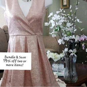 DEB Medium Blush Pink Dress